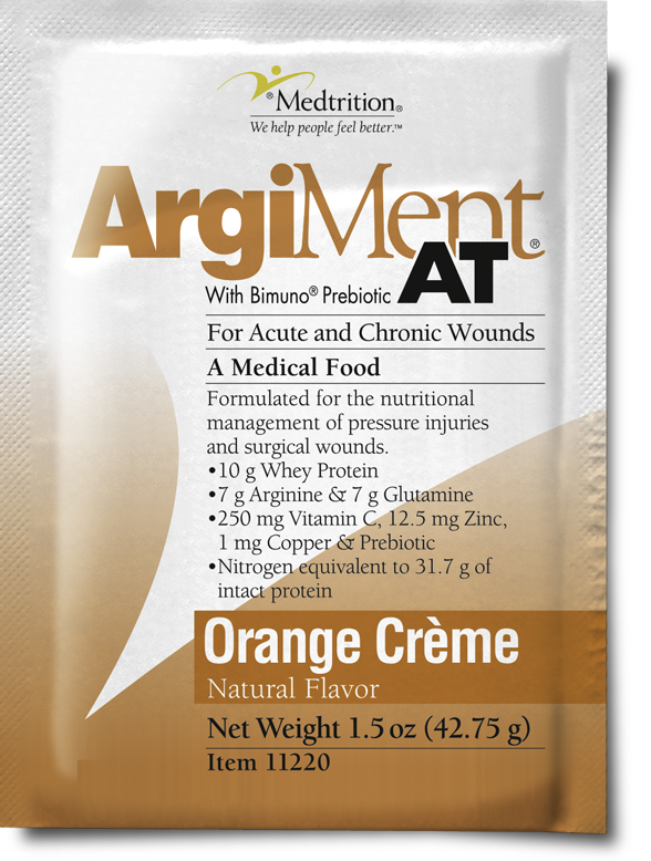 Medtrition ArgiMent AT for acute and chronic wounds