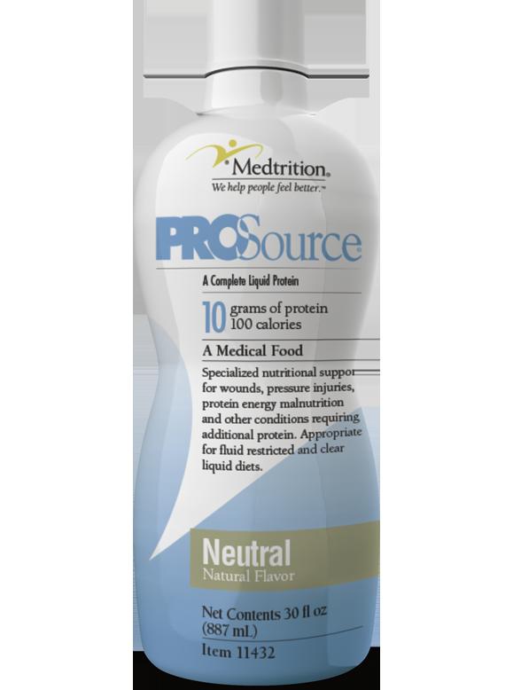 ProSource Liquid Protein 10g by Medtrition